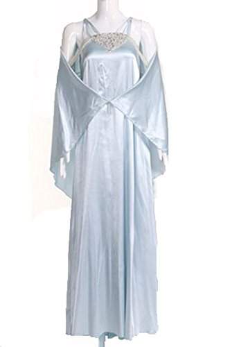 [Kidcos Womens Party Halloween Cosplay Show Costume Dress] (Padme Amidala Halloween Costumes)