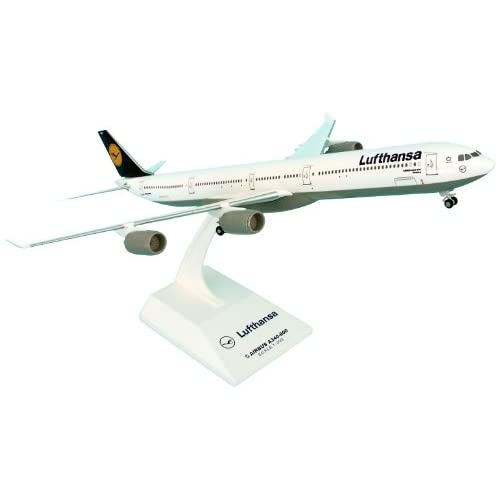 : Daron Skymarks Lufthansa A340-600 Model Kit with Gear (1/200 Scale