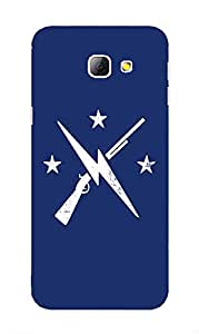 Back Cover for Samsung Galaxy A5 2016 Fallout 4