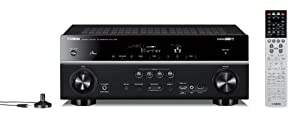 Yamaha RX-V775WA 7.2-Channel Network AV Receiver with Wireless Adapter