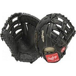 Rawlings Gold Glove GGFBG First Baseman's Mitt, Right-Hand Throw (12.5-Inch)
