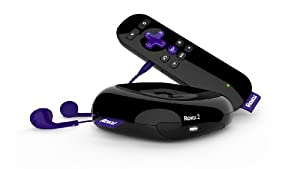 Roku 2 Streaming Media Player - Canada