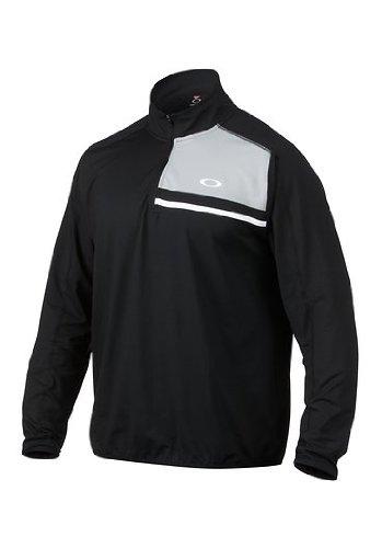 OakleyOakley Curran 1/4 Zip Pullover Jet Black S