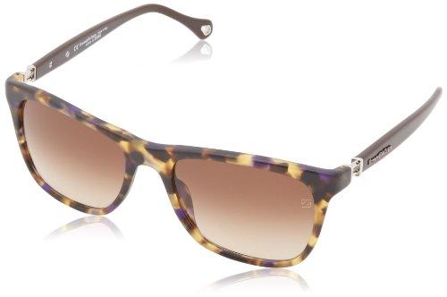 Zegna SZ3656-744M Mens SZ3656-744M Light Tortoiseshell Sunglasses