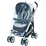 RAIN COVER ONLY. BRAND NEW PEG PEREGO PLIKO P3 / LITE / PRAMETTE PUSHCHAIR RAINCOVER