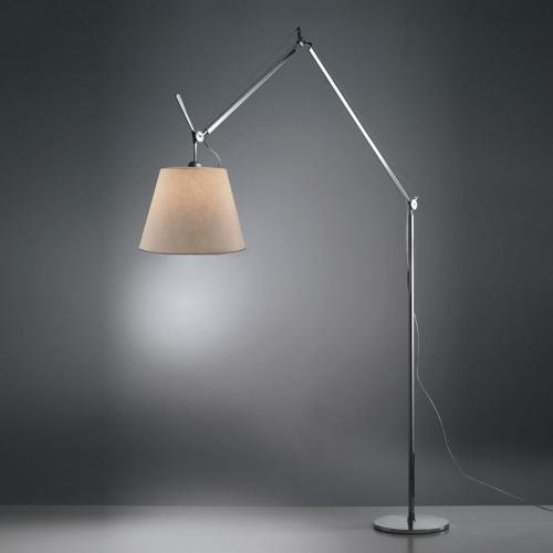 Artemide Tolomeo Mega Terra - On/Off Pergament 360