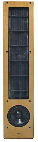 ACOUSTAT-Elektrostatische-Standlautsprecher-Z-1200-ahorn-Paar