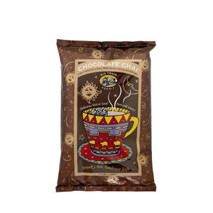 Bt Bulk Chai Chocolate Bg, Cs 4/3.5#, 03-0541 Big Train Chai Tea Powder