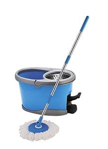 Amazon Com 2014 Blue Magic 360 Spin Mop New
