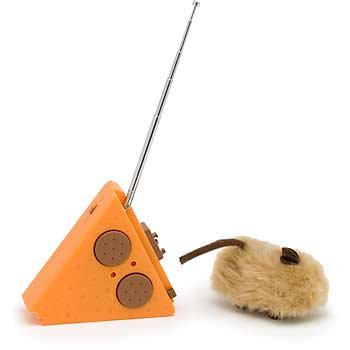 Petlinks System Cheese Chaser Cat Toy