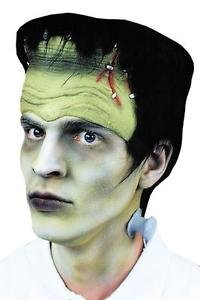 ADULT FRANKENSTIEN MONSTER HEADPIECE WITH HAIR AND BOLTS COSTUME ACC TA20 ()