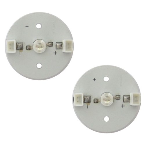 Jbj 28G Nanocube Replacement Dawn/Dusk 3 Watt Led (2-Pack) (For Mt-601)