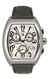 Lancaster Watch - 0204SSLBK (Size: men)