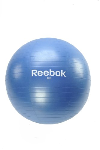 Reebok Elements Gymball - Blue, 65 cm