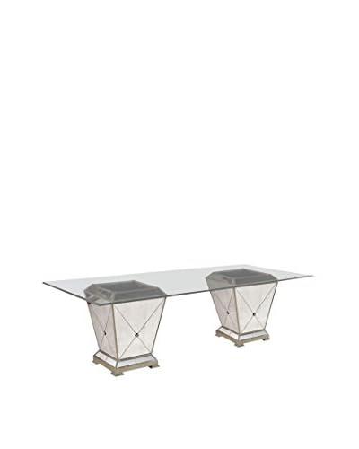 Bassett Mirror Company Borghese Rectangular Dining Table