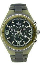 Adidas Nylon Cambridge Chronograph Black Dial Men's watch #ADH2566