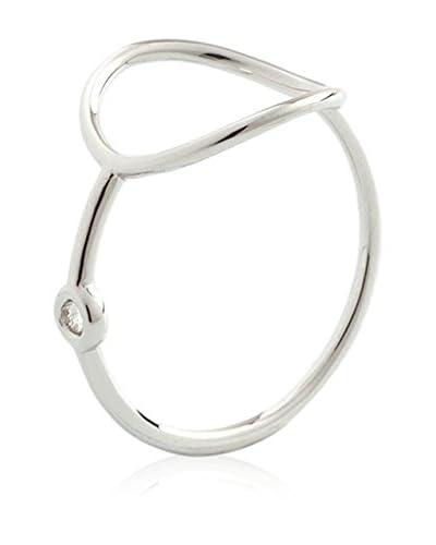 DI GIORGIO PARIS Ring Bgr1608228-01 rhodiniertes Silber 925