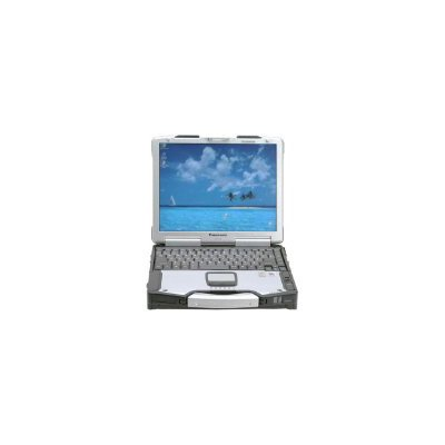 Panasonic Toughbook H1 Tablet PC - CF-H1ADBBZCM Intel Atom Z540 1.86GHz - 10.4XGA - 1GB DDR2 SDRAM - 80GB - Bluetooth
