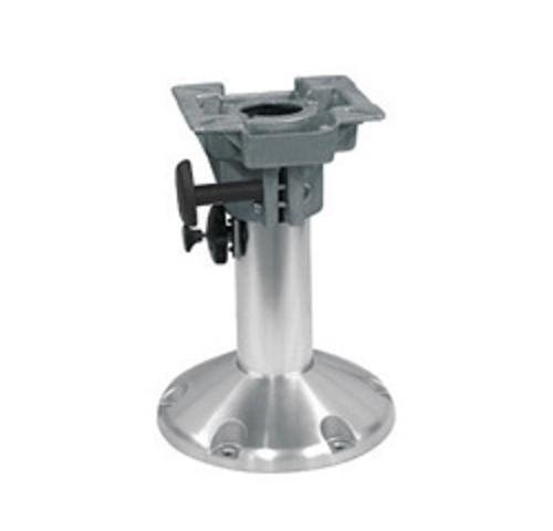 """Wise 8WP21-18S Adjustable Boat Seat Pedestal 12"""" - 18"""" primary"""