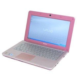 ソニー(VAIO) VAIO Wシリーズ W119 ピンク 10.1型ウルトラワイド XP Home VPCW119XJ/P