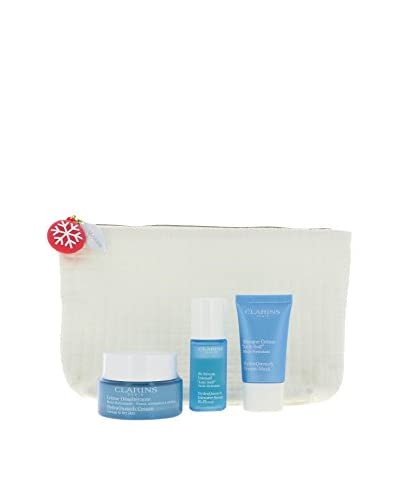 Clarins Gesichtspflege Kit 4 tlg. Set Hydraquench Collection