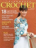 img - for Interweave Crochet Magazine Summer 2008 (Vol 2, No 2) book / textbook / text book
