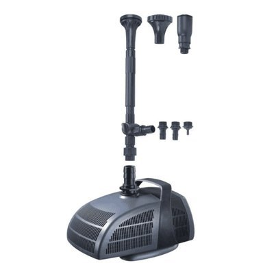 PISCES ESPRIT 3000 POND FOUNTAIN, FEATURE AND WATERFALL PUMP
