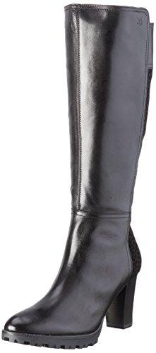 Caprice 25602 - Stivali Alti da Donna, colore Nero (Black Comb 019), taglia 36 EU