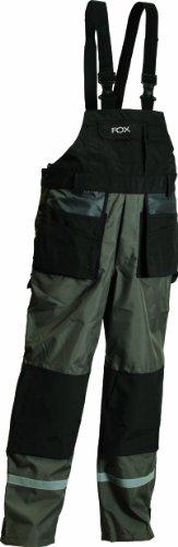 Mens Waterproof Breathable Cargo Workwear Bib Trousers Combats & Kneepads