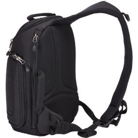 Straps and back panel of the Case Logic DSS-101 Luminosity CSC/DSLR Sling