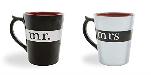 Mr./Mrs. Mug (Mr. & Mrs.) (Mr And Mrs Coffee Mugs compare prices)