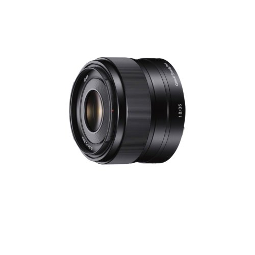 Sony SEL35F18 35mm f/1.8 Prime Fixed Lens<br />
