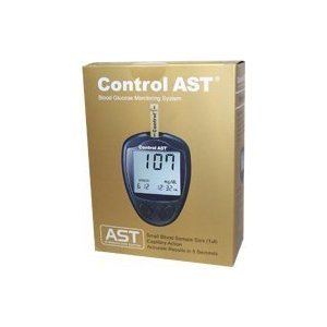 Cheap Control AST Blood Glucose Meter Kit (08463-3103-01)