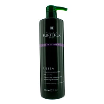 Lissea Smoothing Shampoo - For Unruly Hair (Salon Product) 600ml/20.29oz