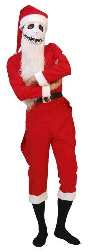ディズニー アダルト クリスマスバージョン ジャックコスチュームAdult X'Mas ver Jack Costume 802544