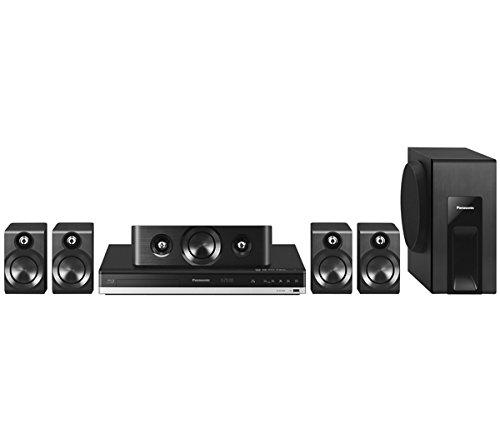 PANASONIC SC-BTT405EBK 5.1 Smart 3D Blu-ray Home Cinema System