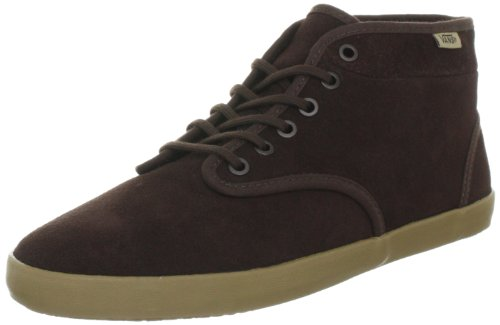 Vans Houston Trainers Womens Brown Braun ((Fleece) espresso) Size: 3.5 (36 EU)