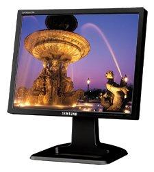 "Samsung Syncmaster 204T 20"" Lcd Monitor- Black"