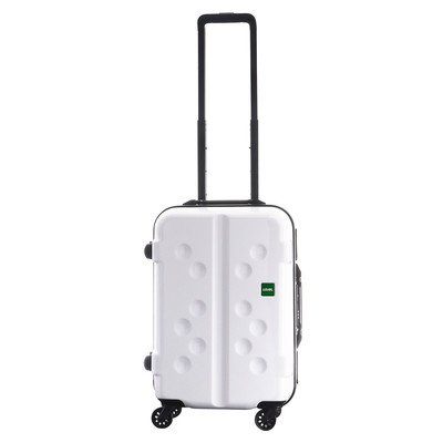 lojel-carapace-carry-on-white
