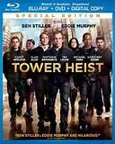 Cover art for  Tower Heist (Blu-ray + DVD + Digital Copy + UltraViolet)