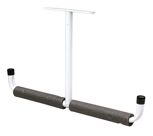 LeHigh Crawford Deluxe Overhead Storage Hook #13010 (Garage Organizer Ceiling compare prices)