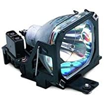 Electrified ELPLP13 / V13H010L13 Replacement Lamp with Housing for Epson Projectors