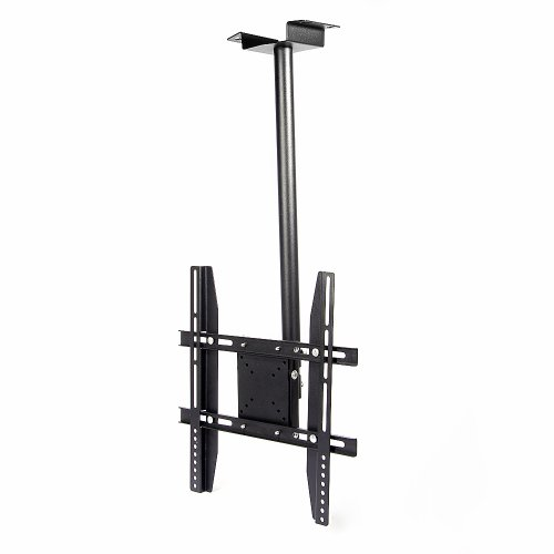 Lumsing Black Tilt & Swivel Lcd Led Plasma Flat Panel Tv Monitor Ceiling Wall Mount Bracket (14-40 Inches Tv Display)
