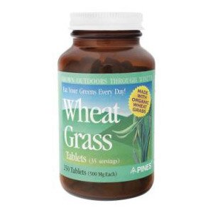 Wheat Grass  250 Tabl