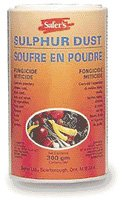 Safer's Garden Sulphur Dust 300g