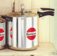 Futura by Hawkins Hard Anodized Pressure Cooker by A&J Distributors, Inc.