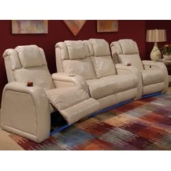Berkline 45025 Olympia Home Theater Seating
