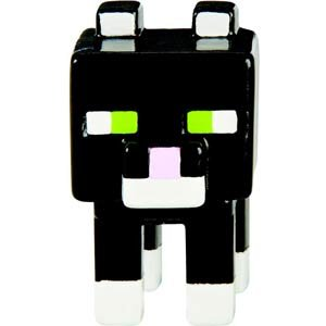 Minecraft Mattel Mystery Mini 1 Inch Single Figure Cat by Mattel Toys
