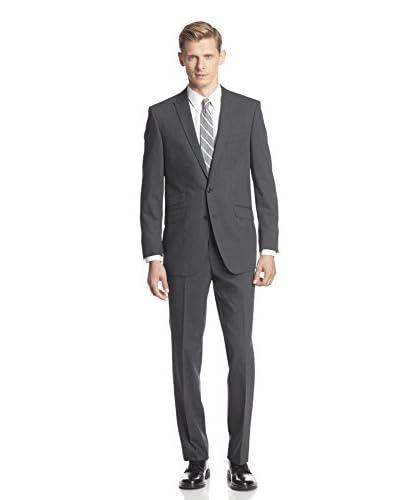 Ben Sherman Men's Peak Lapel Suit