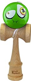 Kaleb Kendama With Green Sour Face Ba…